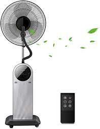 Ventilatore a piantana silenzioso con telecomando