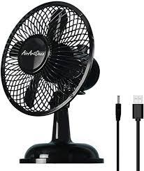 Ventilatore poco rumoroso